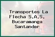 Transportes La Flecha S.A.S. Bucaramanga Santander