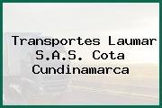 Transportes Laumar S.A.S. Cota Cundinamarca