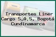 Transportes Liner Cargo S.A.S. Bogotá Cundinamarca