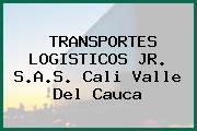 TRANSPORTES LOGISTICOS JR. S.A.S. Cali Valle Del Cauca