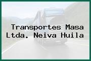 Transportes Masa Ltda. Neiva Huila