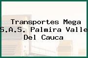 Transportes Mega S.A.S. Palmira Valle Del Cauca