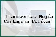 Transportes Mejía Cartagena Bolívar
