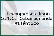 Transportes Nase S.A.S. Sabanagrande Atlántico