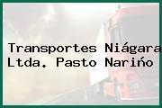 Transportes Niágara Ltda. Pasto Nariño