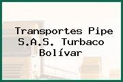 Transportes Pipe S.A.S. Turbaco Bolívar