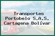 Transportes Portobelo S.A.S. Cartagena Bolívar