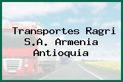 Transportes Ragri S.A. Armenia Antioquia
