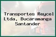 Transportes Reycel Ltda. Bucaramanga Santander