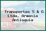 Transportes S & G Ltda. Armenia Antioquia