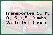 Transportes S. M. O. S.A.S. Yumbo Valle Del Cauca