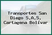 Transportes San Diego S.A.S. Cartagena Bolívar