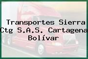 Transportes Sierra Ctg S.A.S. Cartagena Bolívar