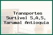 Transportes Surtivel S.A.S. Yarumal Antioquia