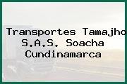 Transportes Tamajho S.A.S. Soacha Cundinamarca