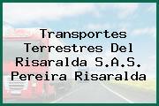 Transportes Terrestres Del Risaralda S.A.S. Pereira Risaralda