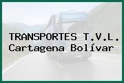 TRANSPORTES T.V.L. Cartagena Bolívar