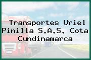 Transportes Uriel Pinilla S.A.S. Cota Cundinamarca