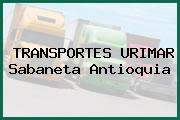 TRANSPORTES URIMAR Sabaneta Antioquia