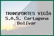 TRANSPORTES VIGÍA S.A.S. Cartagena Bolívar