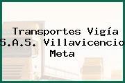 Transportes Vigía S.A.S. Villavicencio Meta