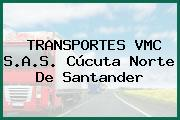 TRANSPORTES VMC S.A.S. Cúcuta Norte De Santander