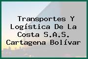 Transportes Y Logística De La Costa S.A.S. Cartagena Bolívar