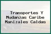 Transportes Y Mudanzas Caribe Manizales Caldas