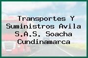 Transportes Y Suministros Avila S.A.S. Soacha Cundinamarca
