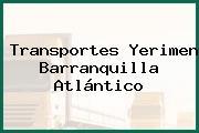 Transportes Yerimen Barranquilla Atlántico