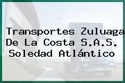 Transportes Zuluaga De La Costa S.A.S. Soledad Atlántico