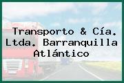 Transporto & Cía. Ltda. Barranquilla Atlántico