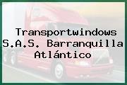Transportwindows S.A.S. Barranquilla Atlántico