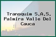 Transquim S.A.S. Palmira Valle Del Cauca