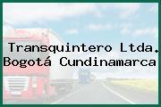Transquintero Ltda. Bogotá Cundinamarca