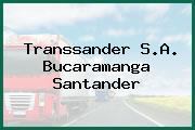 Transsander S.A. Bucaramanga Santander