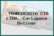 TRANSUCOSTA CIA LTDA. Cartagena Bolívar