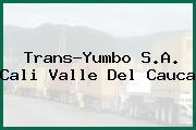 Trans-Yumbo S.A. Cali Valle Del Cauca