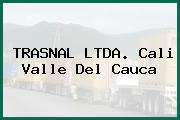 TRASNAL LTDA. Cali Valle Del Cauca