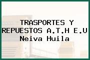 TRASPORTES Y REPUESTOS A.T.H E.U Neiva Huila