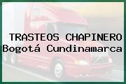 TRASTEOS CHAPINERO Bogotá Cundinamarca