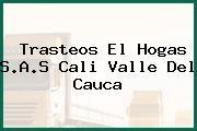 Trasteos El Hogas S.A.S Cali Valle Del Cauca