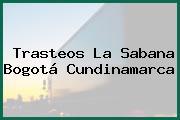 Trasteos La Sabana Bogotá Cundinamarca