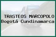 TRASTEOS MARCOPOLO Bogotá Cundinamarca