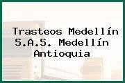 Trasteos Medellín S.A.S. Medellín Antioquia