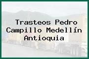 Trasteos Pedro Campillo Medellín Antioquia
