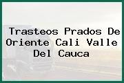 Trasteos Prados De Oriente Cali Valle Del Cauca