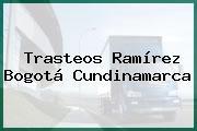 Trasteos Ramírez Bogotá Cundinamarca