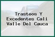 Trasteos Y Excedentes Cali Valle Del Cauca