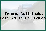 Trimsa Cali Ltda. Cali Valle Del Cauca
